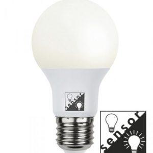 E27 Normallampa 7W skymningssensor