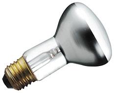 E27 Reflektorlampa 25W