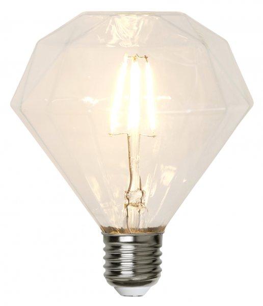 E27 dekoration kantig LED 3