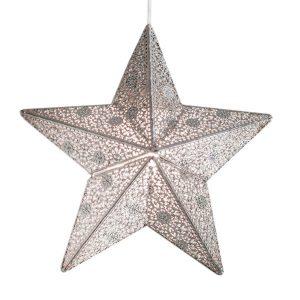 Etoile fönsterstjärna Ø30cm (Mässing/guld)