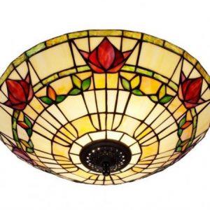 Fuchsia plafond (Flerfärgad)