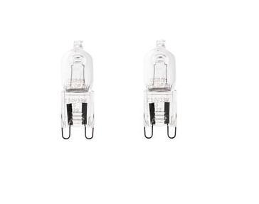 G9 Halogenlampa 2-pack 15W