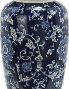 Li Jing mörkblå lampfot 49cm (Blå)