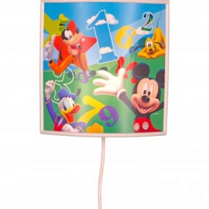 Mickey Mouse CH (Flerfärgad)