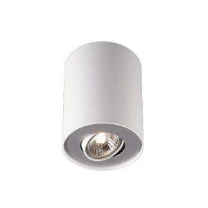 Pillar spotlight (Vit)
