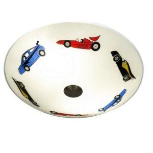 Racer plafond (Flerfärgad)
