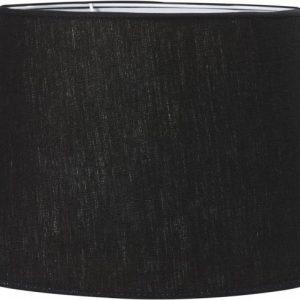 Sofia lampskärm svart