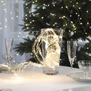 String light bukettljusslinga 360 LED (Klar/transparent)