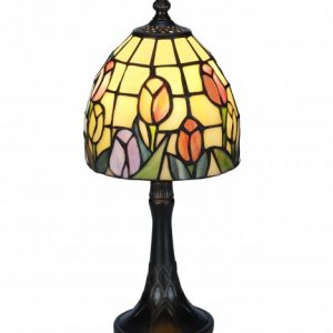 Tulipana bordlampa 15cm (Flerfärgad)