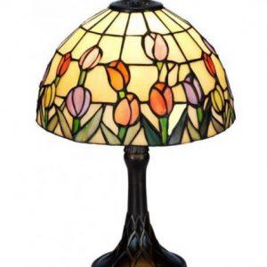 Tulipana bordlampa 25cm (Flerfärgad)