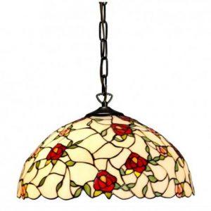 Vildros taklampa 40cm (Flerfärgad)